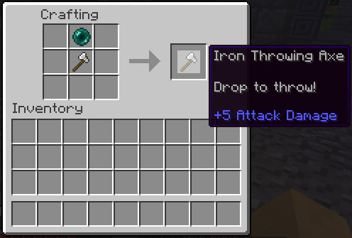 recipe-iron-throwing-axe